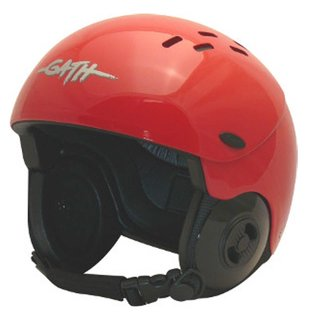GATH Wassersport Helm GEDI Gr M Rot Safety Red