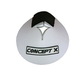 CONCEPT X Base Protector ROUND white