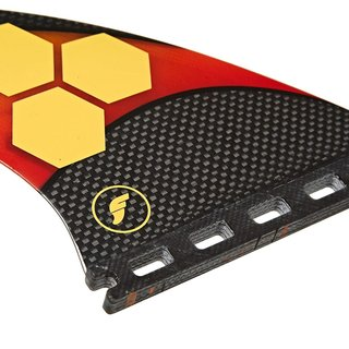 FUTURES Thruster Fin Set AM2 Al Merrick Techflex