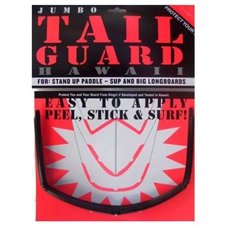 PROTECK Tail Guard SUP Board Schwarz