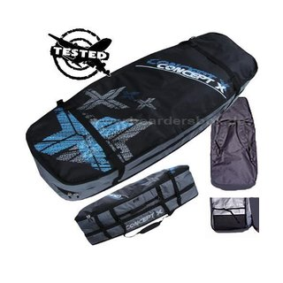 CONCEPT X Kitebag TRAVEL-BEACH 159 Black