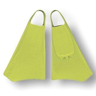 Bodyboard Flossen OPTION  M  40-42 Lime